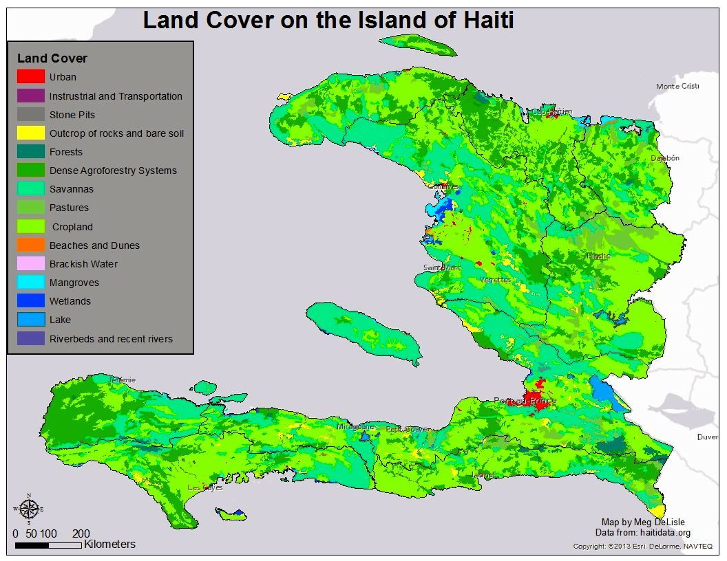 Land cover, just one of the GIS data layers that we have.  Contact Greg Cronin if you have a project that would benefit from GIS.
